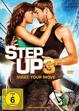 Step Up 3 - Make Your Move DVD