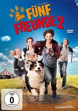 Fünf Freunde 2 DVD