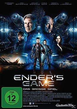 Enders Game - Das grosse Spiel DVD