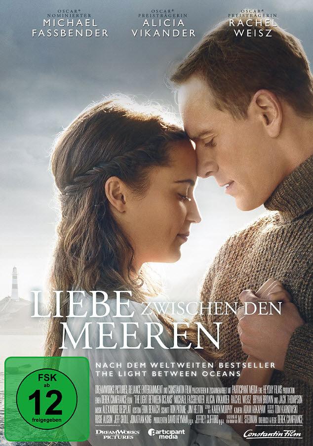 Liebe zwischen den Meeren - DVD - online kaufen | Ex Libris