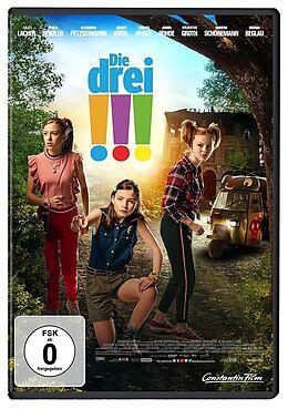 Die drei !!! DVD