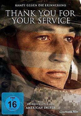Thank You for Your Service - Kampf gegen die Erinnerung DVD
