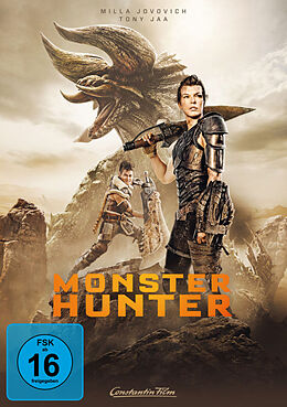 Monster Hunter DVD