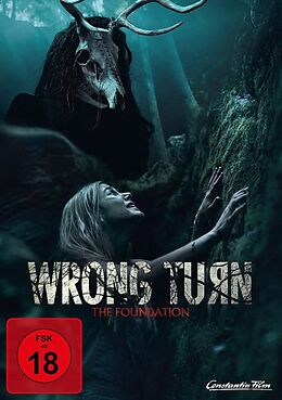 Wrong Turn - The Foundation DVD