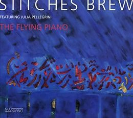 Featuring Julia Pellegrini Flying Piano