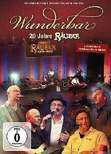 Wunderbar-20 Jahre Räuber [Versione tedesca]