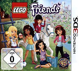 LEGO Friends [3DS] (D) als Nintendo 3DS-Spiel