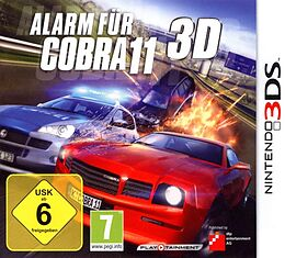 Alarm für Cobra 11 [3DS] (D) als Nintendo 3DS-Spiel