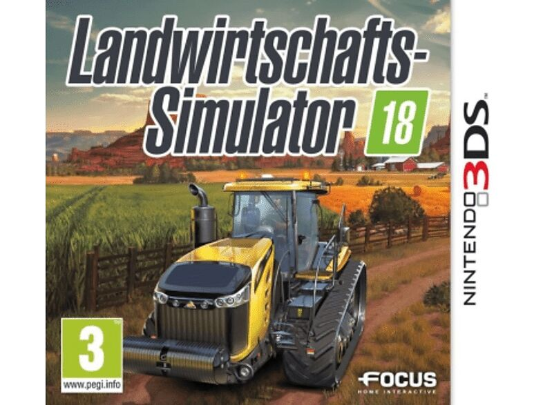 Landwirtschafts-Simulator 2018 [3DS] (D)