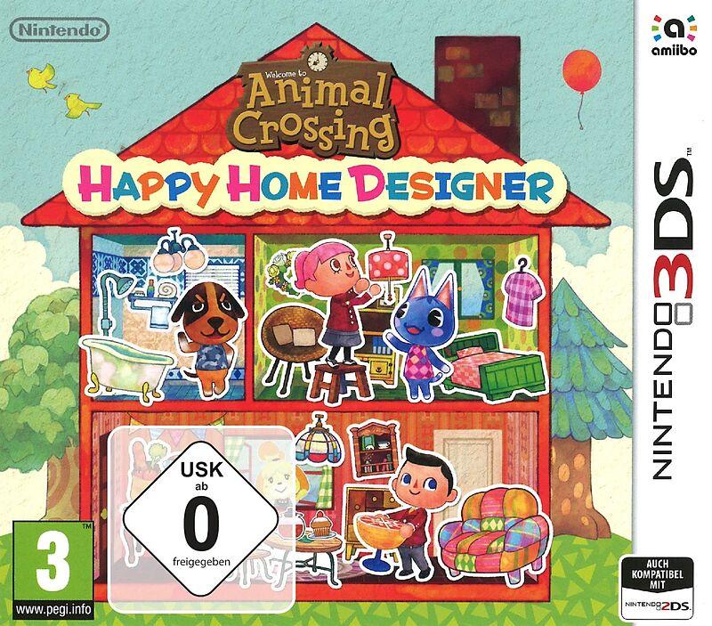 Animal Crossing Happy Home Designer [3DS] (D)