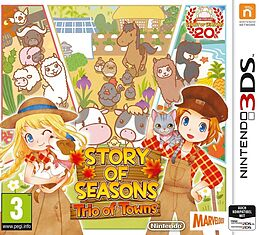Story of Seasons: Trio of Towns [3DS] (D) als Nintendo 3DS-Spiel