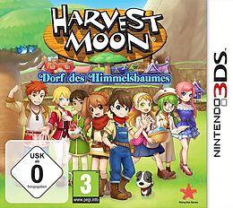 Harvest Moon: Dorf des Himmelsbaumes [3DS] (D) als Nintendo 3DS-Spiel