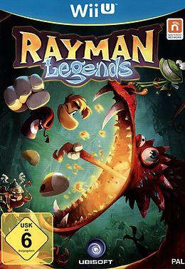 Rayman Legends [Wii U] (D) als Nintendo Wii U-Spiel