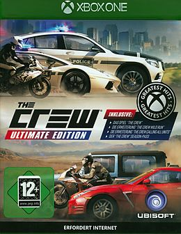The Crew Ultimate Edition [XONE] (D) als Xbox One-Spiel