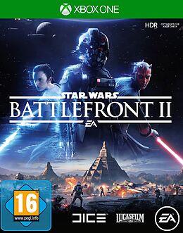 Star Wars: Battlefront II [XONE] (D) als Xbox One-Spiel