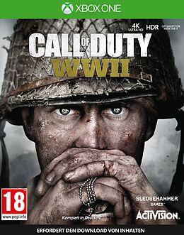 Call of Duty: WWII [XONE] (D) als Xbox One-Spiel
