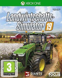 Landwirtschafts-Simulator 19 [XONE/XSX] (D) als Xbox One, Xbox Series X-Spiel