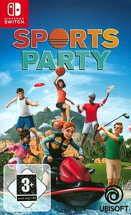 Sports Party [NSW] (D) als Nintendo Switch-Spiel