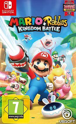 Mario & Rabbids Kingdom Battle [NSW] (D) als Nintendo Switch-Spiel