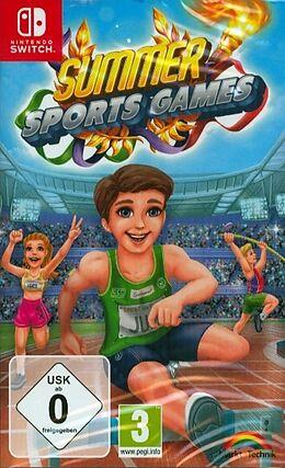 Summer Sports Games [NSW] (D) als Nintendo Switch-Spiel