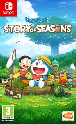 Doraemon Story of Seasons [NSW] (D) als Nintendo Switch-Spiel