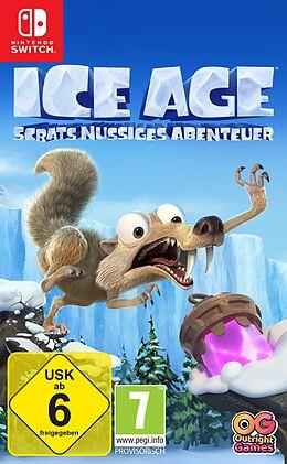 Ice Age: Scrats Nussiges Abenteuer [NSW] (D) als Nintendo Switch-Spiel