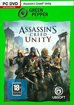 Green Pepper: Assassins Creed Unity [DVD] [PC] (D) als Windows PC-Spiel