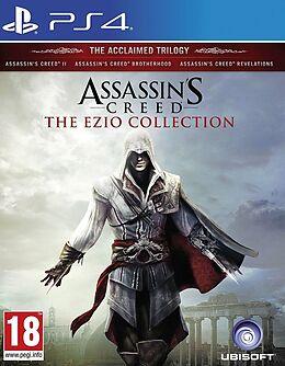 Assassin's Creed - Ezio Collection [PS4] (D) als PlayStation 4-Spiel