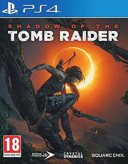 Shadow of the Tomb Raider [PS4] (D) als PlayStation 4-Spiel