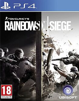 Tom Clancy's Rainbow Six Siege [PS4] (D) als PlayStation 4-Spiel