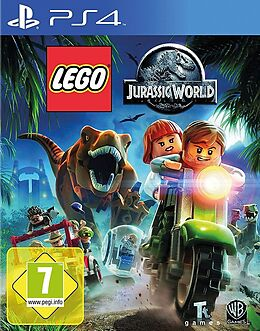 LEGO Jurassic World [PS4] (D) als PlayStation 4-Spiel