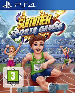 Summer Sports Games [PS4] (D) als PlayStation 4-Spiel
