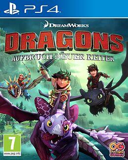 Dragons: Aufbruch neuer Reiter [PS4] (D) als PlayStation 4-Spiel
