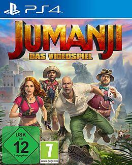 JUMANJI: Das Videospiel [PS4] (D) als PlayStation 4-Spiel