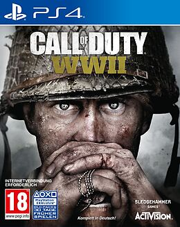 Call of Duty: WWII [PS4] (D) als PlayStation 4-Spiel