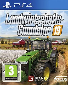 Landwirtschafts-Simulator 19 [PS4] (D) als PlayStation 4-Spiel