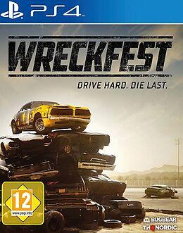 Wreckfest [PS4] (D) als PlayStation 4-Spiel