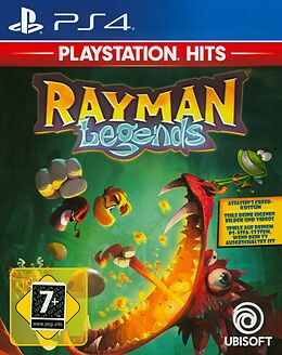PlayStation Hits: Rayman Legends [PS4] (D) als PlayStation 4-Spiel
