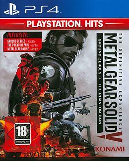 PlayStation Hits: Metal Gear Solid 5 [PS4] (D) als PlayStation 4-Spiel