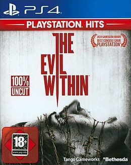 PlayStation Hits: The Evil Within 1 [PS4] (D) als PlayStation 4-Spiel