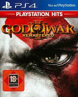 PlayStation Hits: God of War III - Remastered [PS4] (D) als PlayStation 4-Spiel