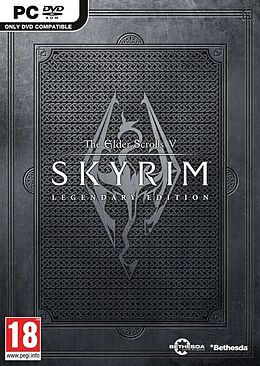 The Elder Scrolls V: Skyrim - Legendary Edition [DVD] [PC] (D) als Windows PC-Spiel