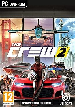 Pyramide: The Crew 2 [DVD] [PC] (D) als Windows PC-Spiel