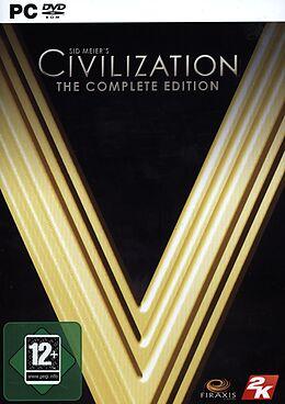 Pyramide: Sid Meier's Civilization V The Complete Edition [DVD] [PC] (D) als Windows PC-Spiel