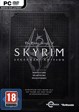 Pyramide: The Elder Scrolls V Skyrim - Legendary Edition [DVD] [PC] (D) als Windows PC-Spiel