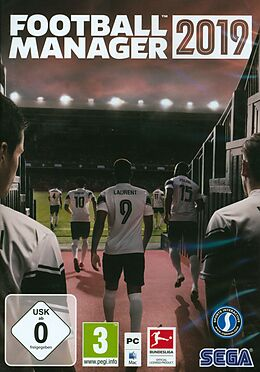 Football Manager 2019 [DVD] [PC] (D) als Windows PC-Spiel
