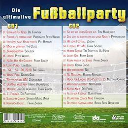 Die Ultimative Fussballparty