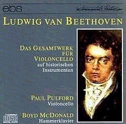 Sonate Fuer Cello & Klavier Op5/1-2, Op6