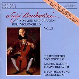 4 Sonaten Und 6 Fugen Für Violoncello