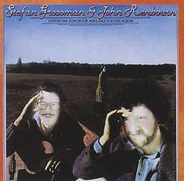 Stefan/Renbourn,John Grossmann CD Stefan Grossmann & John Renbourn